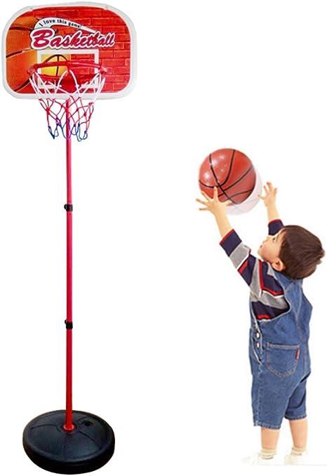 Canasta de Baloncesto Deportes Juguete para Niños de 3 a 8 Años ...