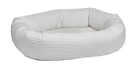 Amazon.com: Donut cama para perro en Marshmallow (M: 35 en ...