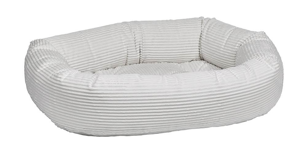 Bowsers Donut Bed, Medium, Marshmallow