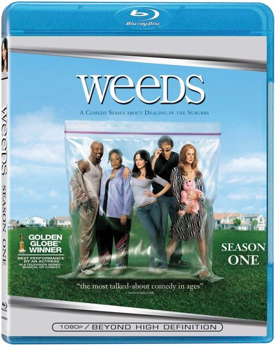 Blu-ray : Weeds: Season 1 (Digital Theater System, Widescreen, , Dolby, AC-3)