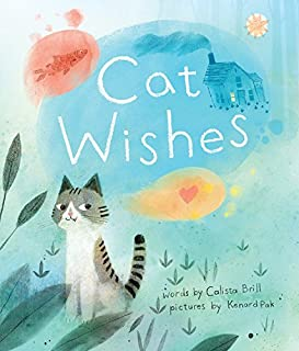 Book Cover: Cat Wishes