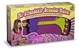 Choose Friendship My Friendship Bracelet Maker Kit, Kids Jewelry Kit, Bracelet Craft Kit Jewelry Making Bracelet Kit, 56 Threads