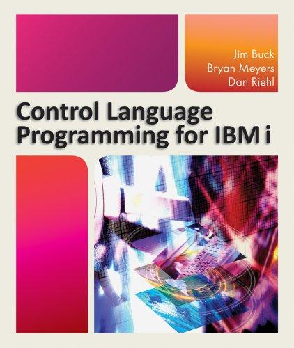 Download Control Language Programming for IBM i Pdf