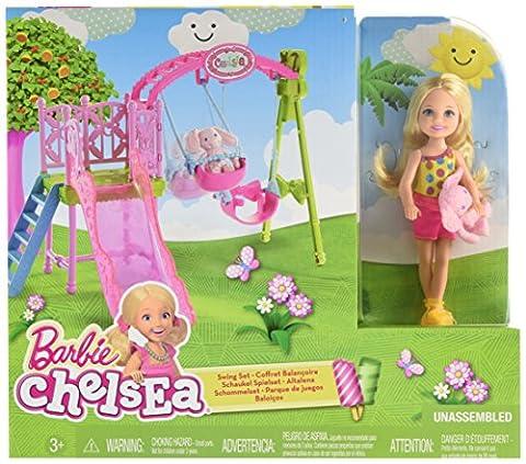 Barbie Chelsea Swing Set