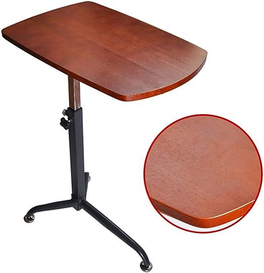 Mesas auxiliares de salón Mesa De Bandeja para Laptop con Cama De ...