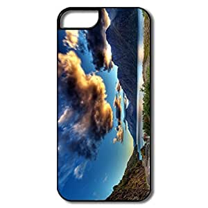 Cute Mountain Road Scenery IPhone 5/5s Case For Her