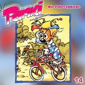 Die Fahrraddiebe (PANKI 14) Hörspiel