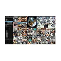GEOVISION GV-VMS for 32CHs Platform with 3rd Party IP Cameras 6 Channel / 82-VMS0000-0006 /