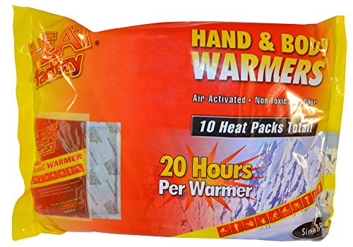 Heat Factory Hand Body Warmers product image
