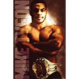Mike Tyson Heavyweight Champion Boxing Sports Poster 24x36