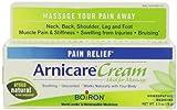 Crema De Arnica Para Aliviar Dolores Musculares - Masajes Musculares Relajantes - Reduce Inflamación de Golpes