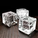 Tovolo Colossal Cube Ice Mold, Set of 4