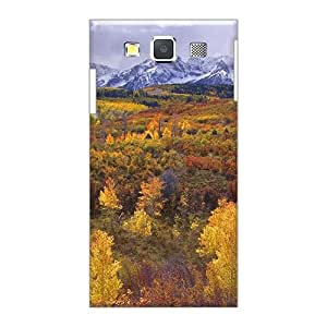 Protector Cell-phone Hard Cover For Samsung Galaxy A3 With Allow Personal Design Attractive Colorado Rockies Near Telluridein Autuman Skin LauraFuchs