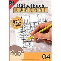 Logical Rätselbuch 04 (Logical Rätselbuch / Logik-Rätsel, Band 4)