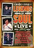 Body & Soul: The Legends of Soul Live