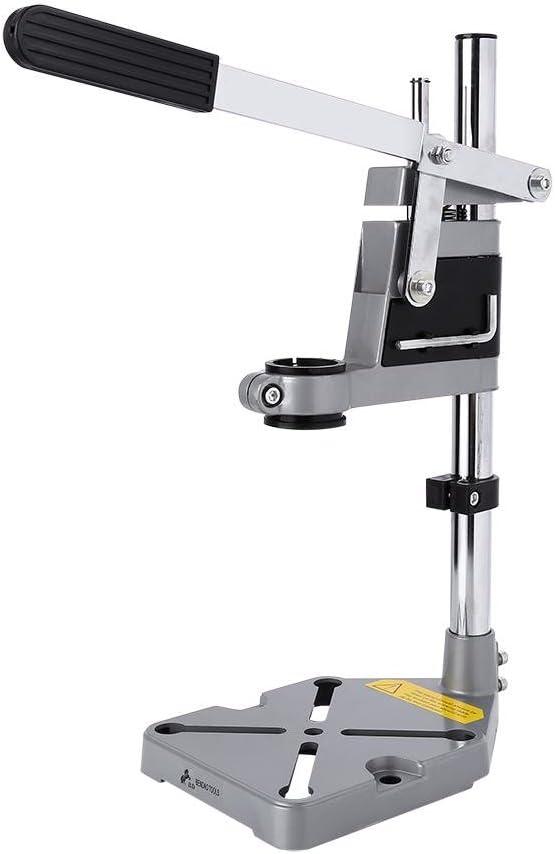 Opci/ón ideal para el trabajo en madera Soporte de corte de taladro 10mm Soporte de asiento para corte estable Pulido Rectificado Soporte de corte de taladro el/éctrico Soporte de corte de taladro
