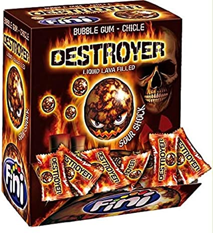 Fini Chicle Destroyer - Caja de 200 unidades: Amazon.es: Hogar