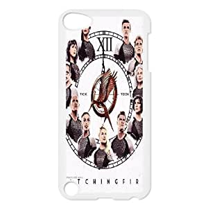 James-Bagg Phone case TV Show The hunger Games Protective Case FOR Ipod Touch 5 Style-16
