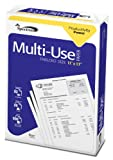 GP Spectrum MultiUse Paper, 11 x 17 Inches Ledger Size, 92 Bright White, 20 Lb, Ream of 500 Sheets (999812R)