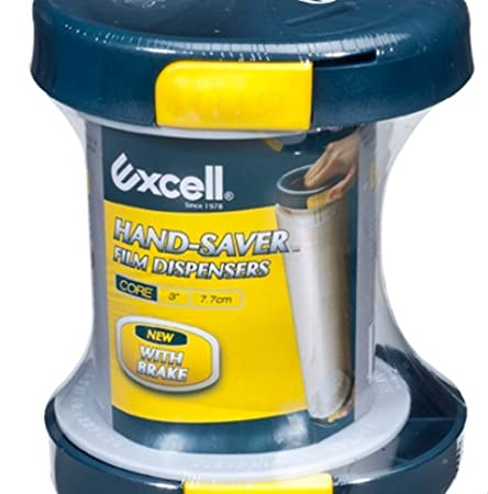 Excell Hand-Saver Film Dispensers Core 3 SF-756 Black