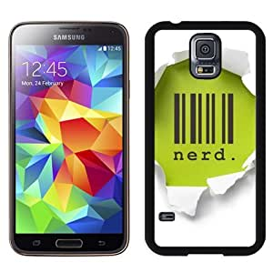 Nerd Durable High Quality Samsung Galaxy S5 Case