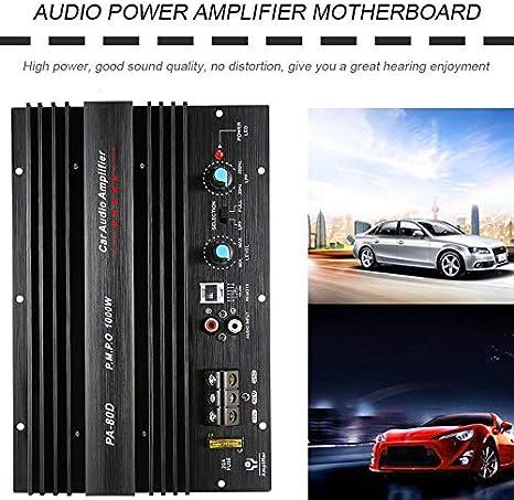 Taramps MD 5000.1 2 Ohms 5000 Watts Class D Full Range Mono Amplifier