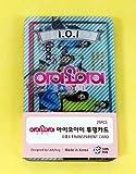 I.O.I IOI - TRANSPARENT PHOTO CARDS 25pcs [FAN GOODS]