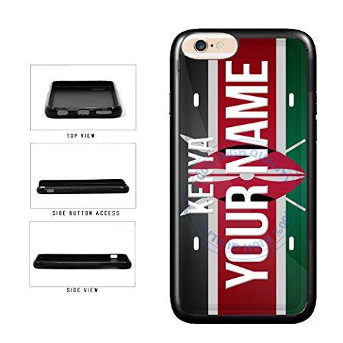 51bVmpBYHZL STUFF4 Gel TPU Phone Case / Cover for Motorola Moto G5 Plus / Kenya/Kenyan Design / African Flag Collection