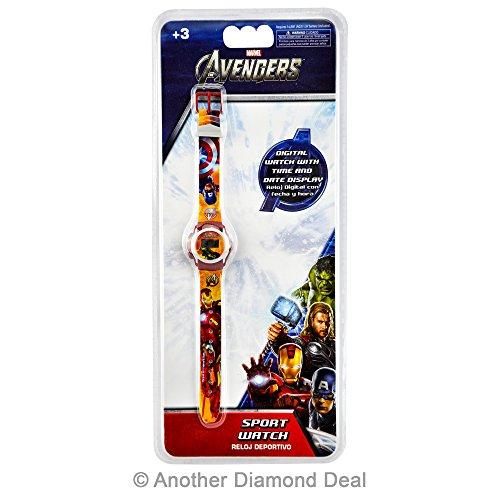 Kids Avengers–Montre numérique mv10031