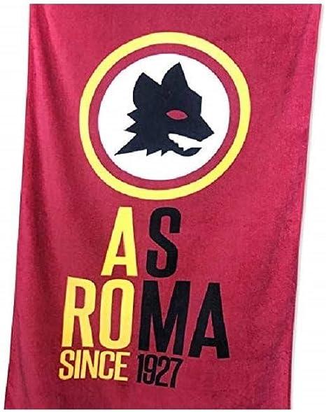 Trousse Beauty Serviette de sport officielle AS Roma en microfibre 50 x 100 cm