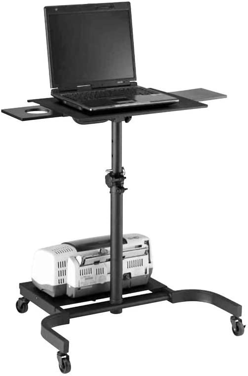 Cablematic - Carrito auxiliar para proyector notebook impresora ...