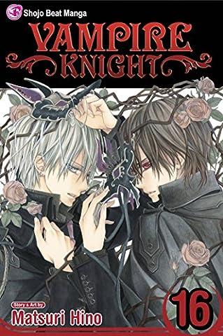 Vampire Knight, Vol. 16 (Drama High Series Volume 1)