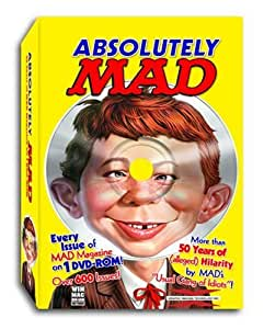 Absolutely MAD Magazine - 50+ Years
