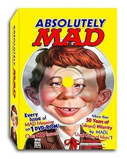 Absolutely MAD Magazine - 50+ Years (B000HKMQ64) | Amazon price tracker / tracking, Amazon price history charts, Amazon price watches, Amazon price drop alerts