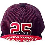 [25 Red] Fashion Baby Woolen Cap Kids Winter Baseball...