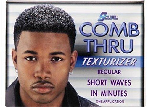 Scurl Comb Thru Texturizer (Regular) Luster' s S-Curl LUSTER964312