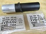 Telemecanique XVB-C02 Base Support Tube, 100mm L