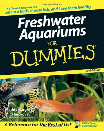 freshwater-aquariums-for-dummies