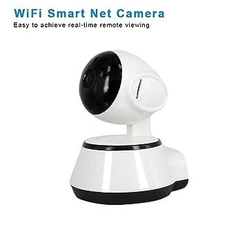 Shengyaohul Indoor Cámaras De Vigilancia HD, 720P Full HD Cam Monitoring, Sin Sistemas De