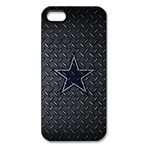 Godstore 2014 New Style NFL Dallas Cowboys Logo Cover Hard Plastic Case For Ipod Touch 5 Cover Case