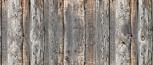 Faux Flooring Cabin Creek Runner, 25 by 60-Inch, Multicolor