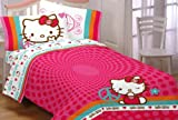 SANRIO Hello Kitty Peace Kitty Full Comforter