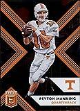 #8: 2018 Panini Elite Draft Picks #80 Peyton Manning Tennessee Volunteers Football Card