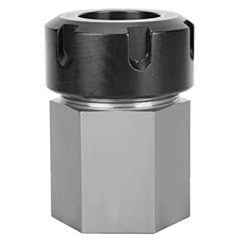 ER32 Hex+Square Collet Block Spring Chuck Holder Engraving Machine Tool BE