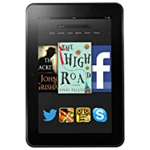 "Kindle Fire HD Tablet 8.9"" HD Display, Dolby Audio, Dual-Band Dual-Antenna Wi-Fi, 16GB"