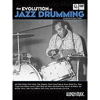 EVOLUTION OF JAZZ DRUMMING (Book CD & DVD)