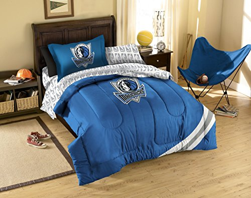 NBA Dallas Mavericks Twin Bedding Set