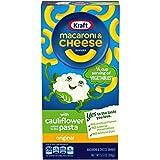 Kraft Macaroni & Cheese with Cauliflower (5.5 oz Boxes, Pack of 12)
