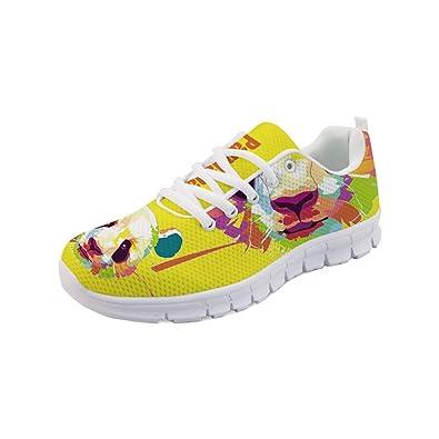 Amazon.com: Zapatos ligeros para mujer, zapatos de ...