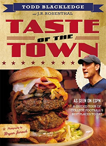 Taste of the Town: A Guided Tour of College Football's Best Places to Eat pdf epub